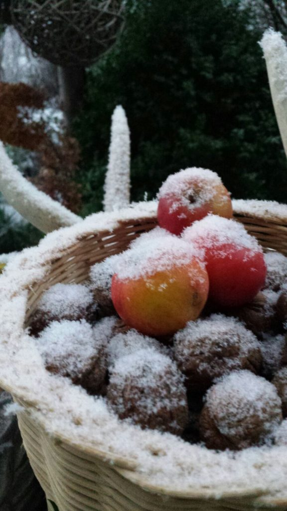 Weihnachtten im Schnee